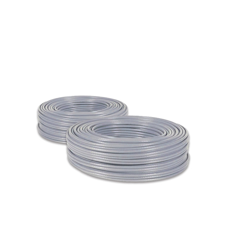 Cable Utp Cat6 100% Cobre 100 Mts Gris Netlinks