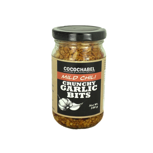 GARLIC BITS- MILD CHILI 160G (PER PIECE)