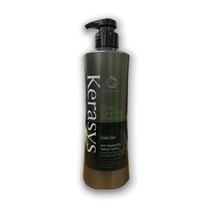 KERASYS DEEP CLEANSING SHAMPOO- SCALP 600ML