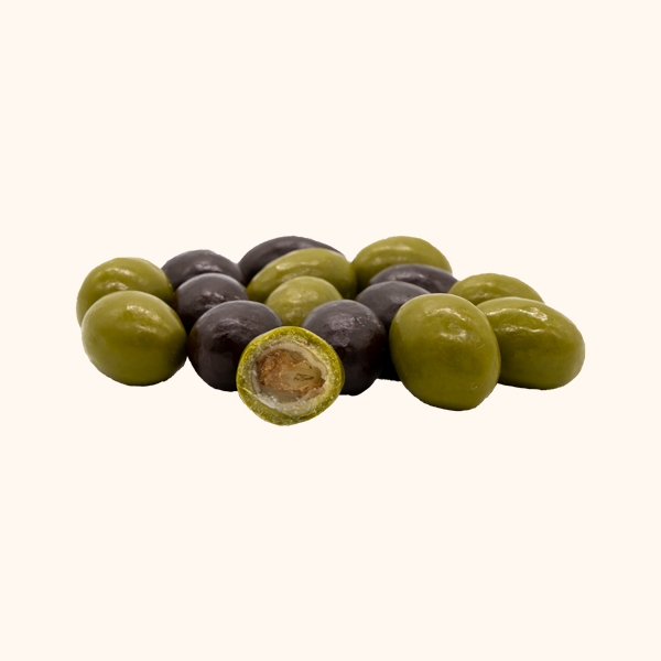 Praline Olives 15oz