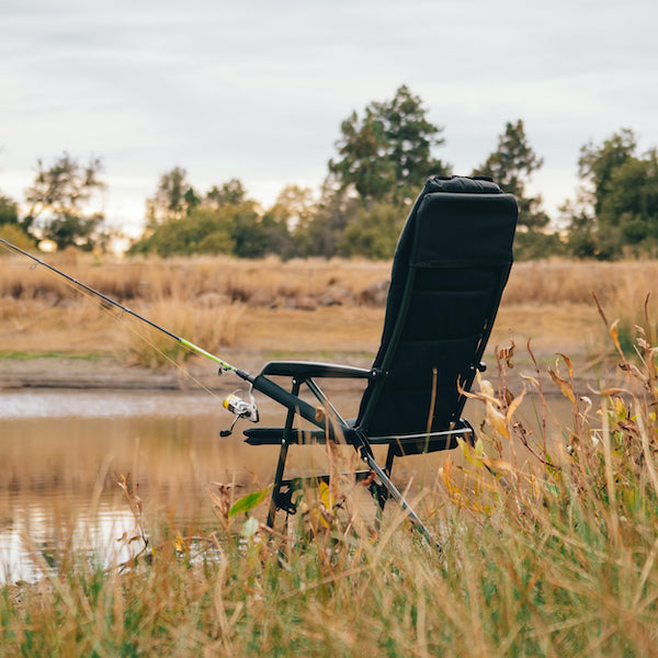 ULTIMATE OUTDOOR ADJUSTABLE FISHING CHAIR