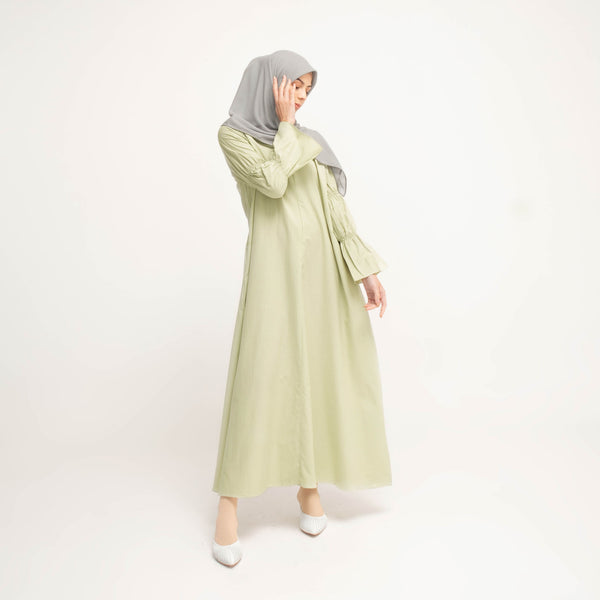 Tolga Dress / Pistachio