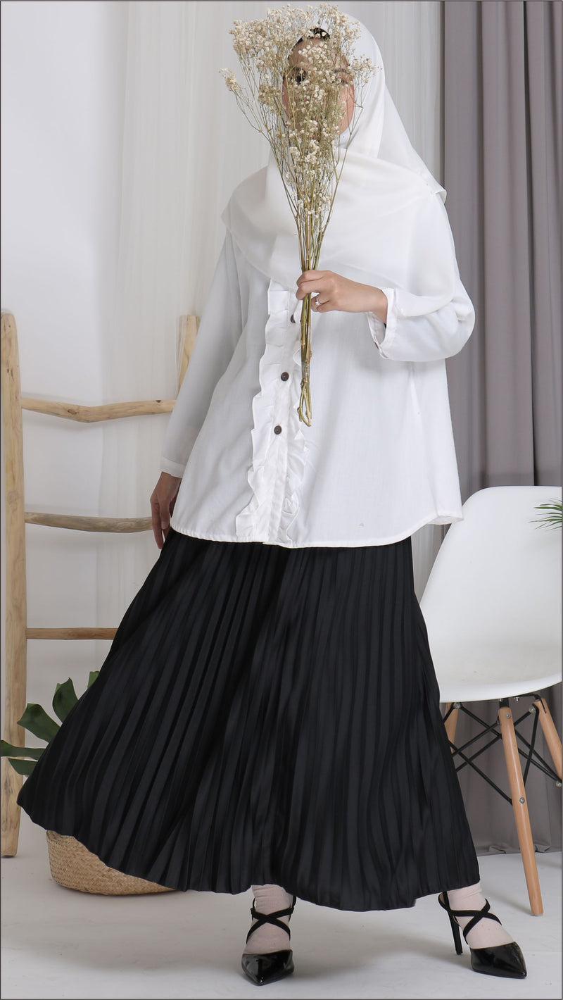 Jana Pleats Skirt