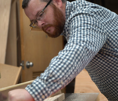 Kevin Bradley Woodworking - Olde Kensington Boutique's First Vendor