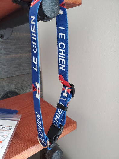 Le Chien Dog Collar