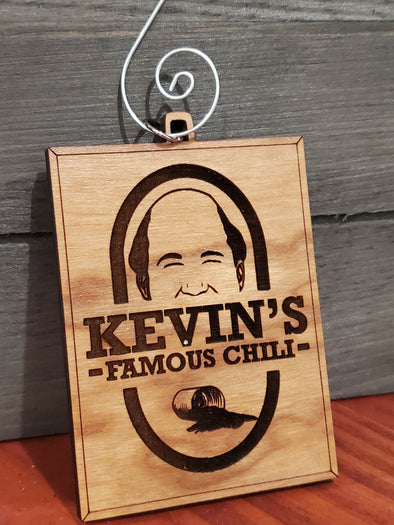 The Office Kevin's Famous Chili Ornament
