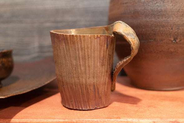 Ceramic Cup With Handle