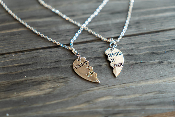 Christiana Treasures - Partners In Crime Necklace Set