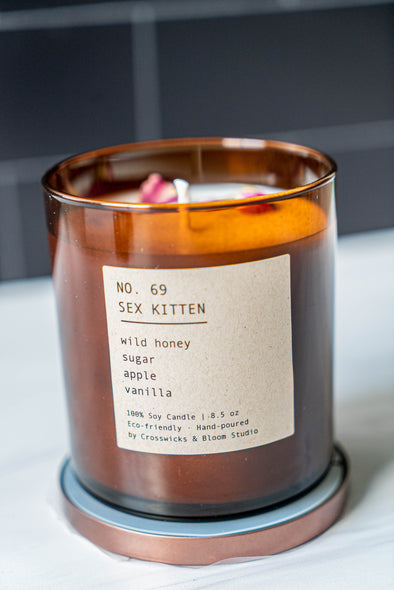 Sex Kitten No. 69 Soy Candle