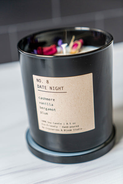 Date Night No. 8 Soy Candle