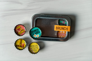 Brunch Magnet - Six Pack
