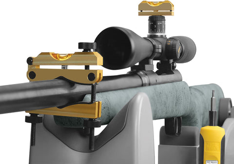 Pro-Reticle Leveling System