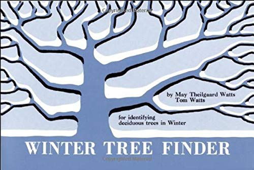Winter Tree Finder: A Manual for Identifying Deciduous Trees in Winter for Eastern US (Nature Study Guide)