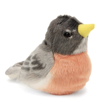 Audubon Plush Bird with Sound