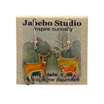 Load image into Gallery viewer, Handmade Jabebo Earrings