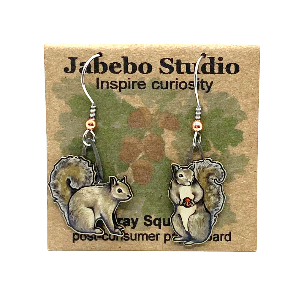Handmade Jabebo Earrings