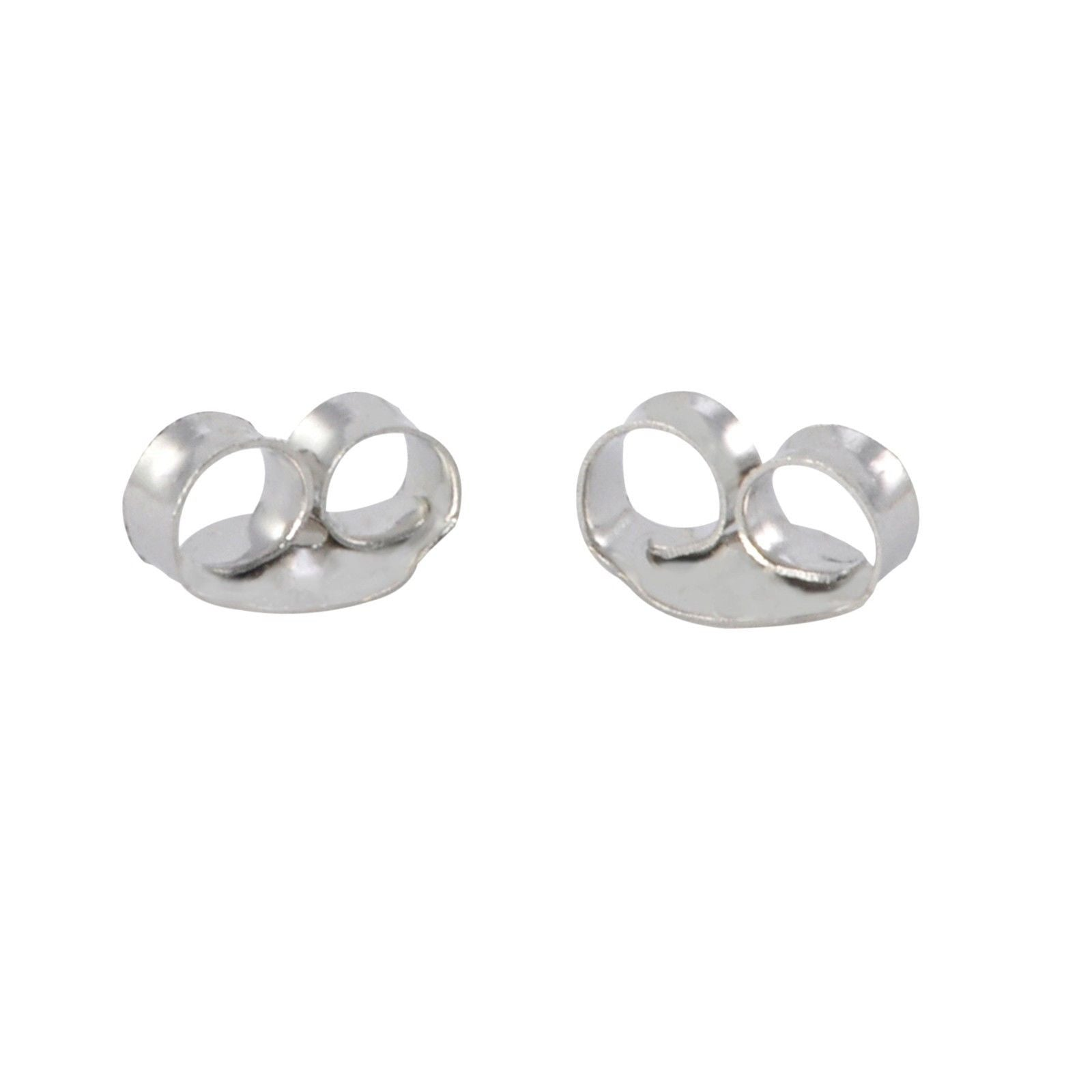 1e39689d8 14k White Gold Replacement Butterfly Earring Backs | Jewelryland.com