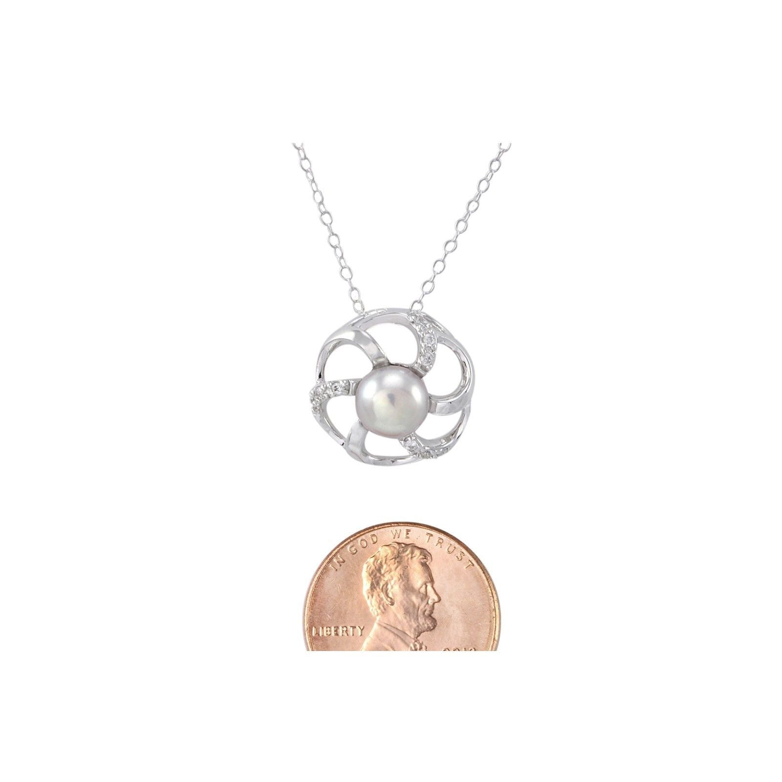 jewellery rose pearl cream pink pendant and biba shop
