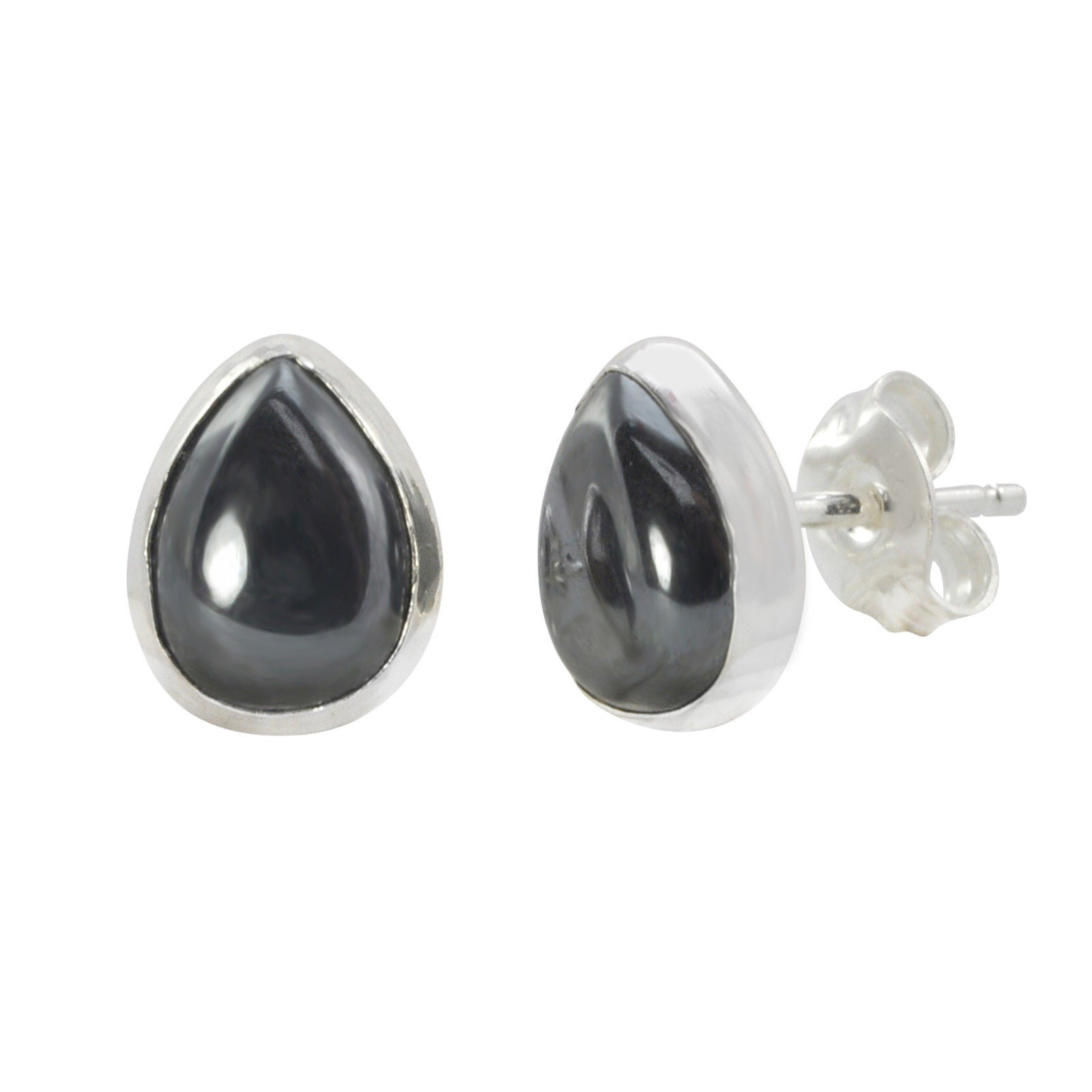 shaped candy lyst gallery silverblue jewelry earrings pear wonderland midnight ippolita in rock silver sterling