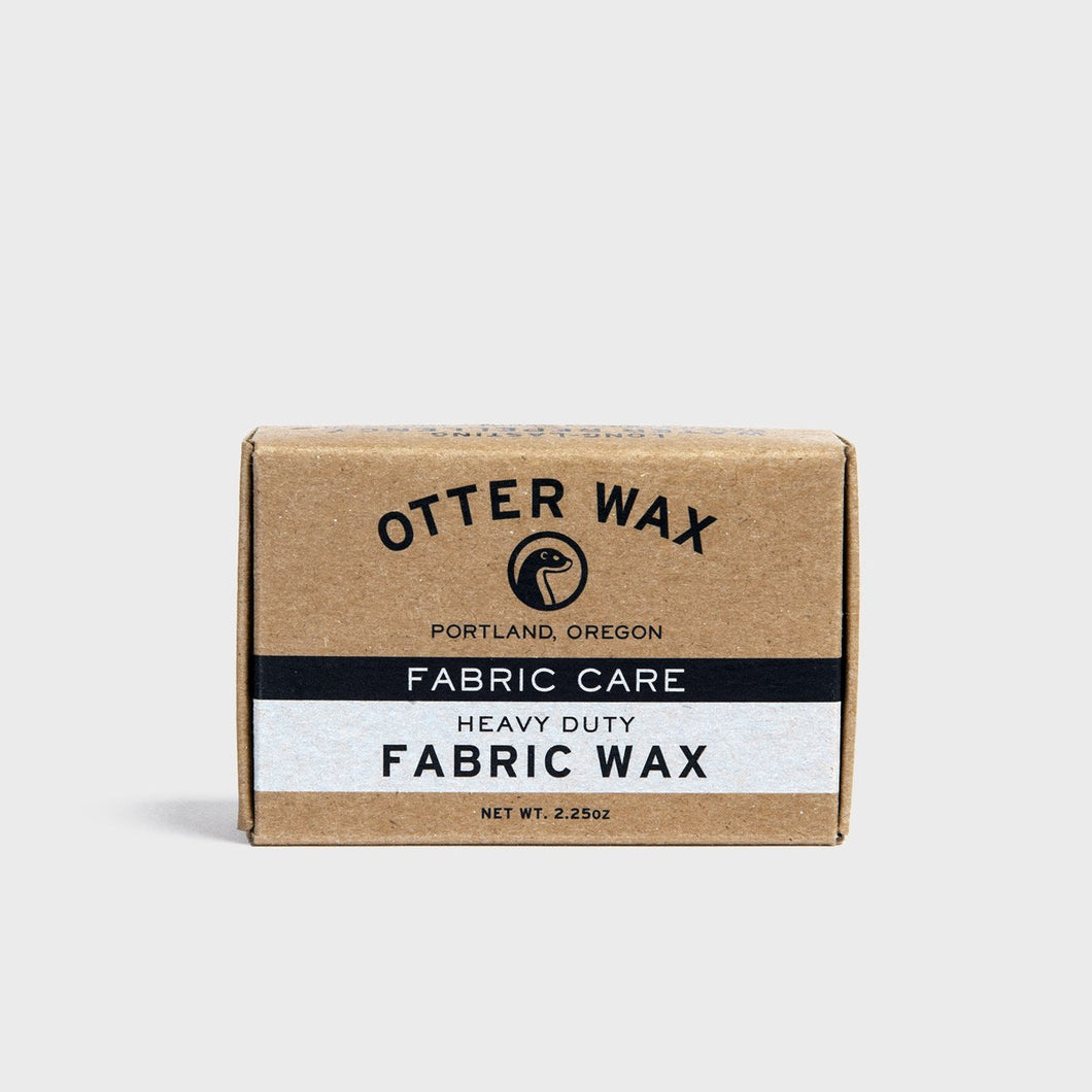 OTTER WAX オッターワックス | FABRIC WAX | REGULAR 2.25oz