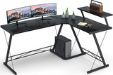 L Shaped Gaming Desk