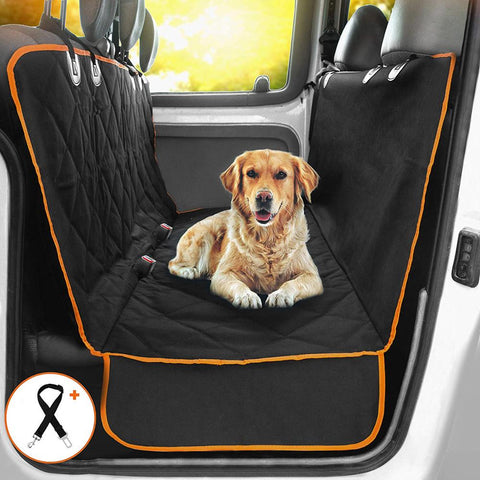 Dog car seat / Dog car seat cover  with  Nonslip for Dogs great Protection Against Dirt and Pet Fur Durable Pets Seat Covers