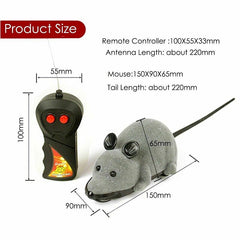 Interactive cat toy  / hunting toy for cats / RC Funny Wireless Electronic Remote control