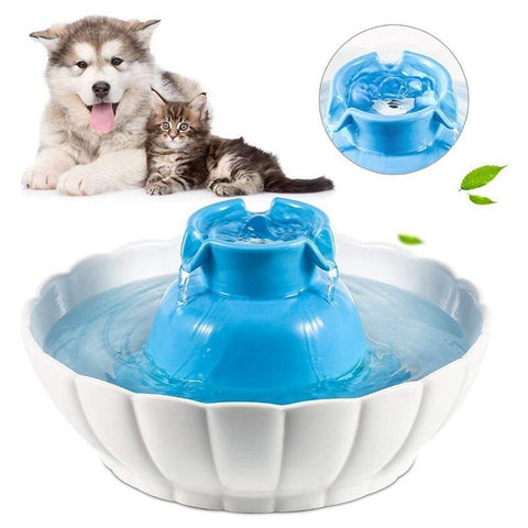 Cat water fountain /  Ceramic Cat Water Fountain / water dispenser for cats