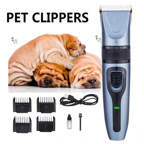 dog hair clippers / dog hair trimmer / cordless dog clippers / pet hair clippers / cordless hair trimmer