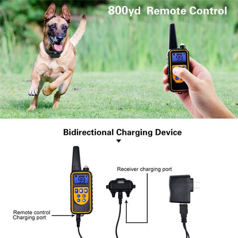 electric dog fence / dog shock collar / dog bark collar / electric pet fencing / dog training collars waterproof
