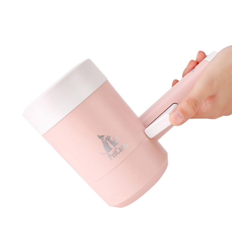 Dog gadget: dog washer - Dog Paw Cleaner - Paw Cleaner Cup for Muddy Paws