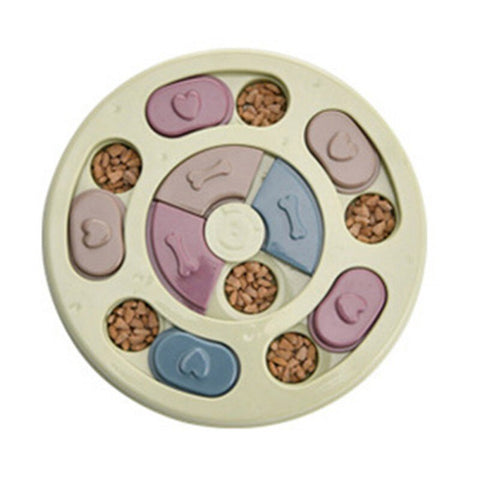 puzzle toy dog / dog puzzles  / dog slow feeder / dog food puzzle / dog treat puzzle