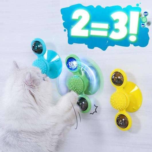 Cat Toy  5- in 1  the best interactive cat toy