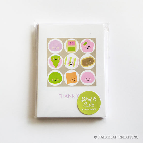 Manju Medley Note Cards