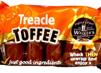 Treacle Toffee (100g Block)