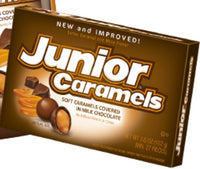 Junior Caramels USA GF NF