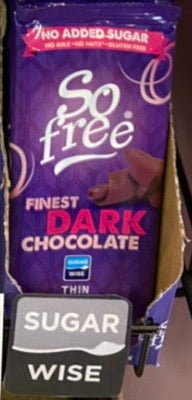 So Free Dark Choc NAS GF DF NF