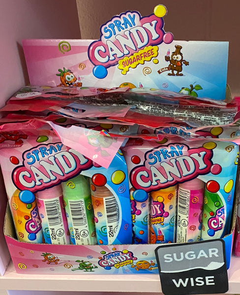 Spray Candy Sugar Free