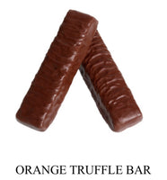 Milk Chocolate Orange Truffle Bar Pink Lady