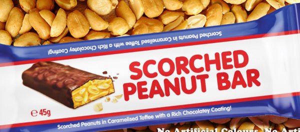 Scorched Peanut Bar