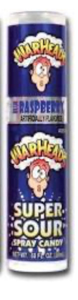 Warheads Sour Spray 20ml