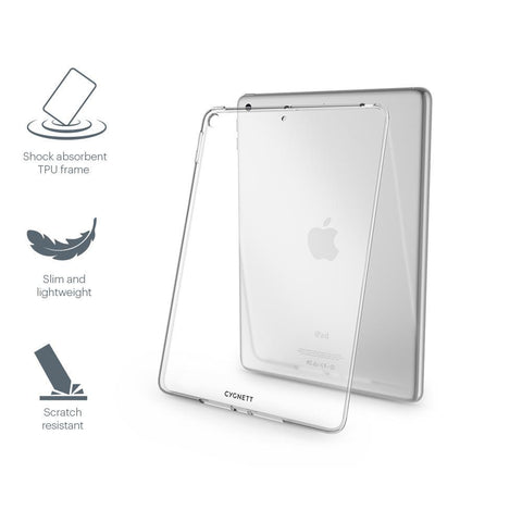 "iPad 9.7"" Slim Clear Protective Case - Cygnett (AU)"