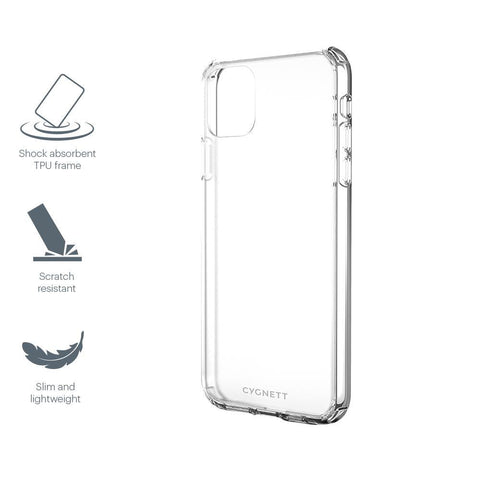iPhone 11 Pro Max - Slim Clear Protective Case - Cygnett (AU)