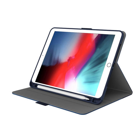 "iPad 9.7"" Case with Apple Pencil Holder - Navy - Cygnett (AU)"