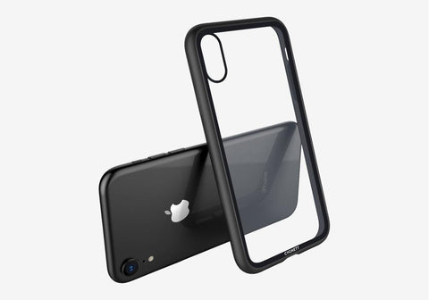 iPhone XR Tempered Glass Case - Black - Cygnett (AU)