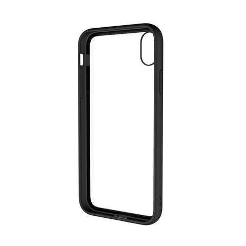 iPhone XS Max Tempered Glass Case - Black - Cygnett (AU)