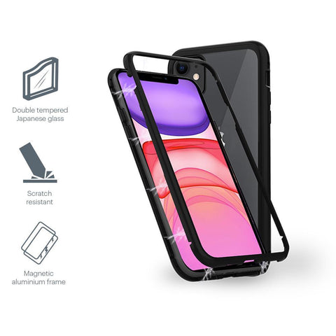 iPhone 11 Magnetic Glass Case - Cygnett (AU)