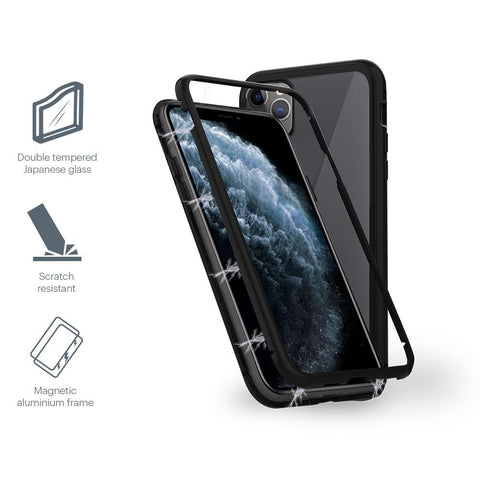 iPhone 11 Pro Max Magnetic Glass Case - Cygnett (AU)
