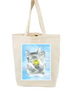 The End Is Here Tote Bag