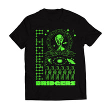 Load image into Gallery viewer, Alien Black T-Shirt